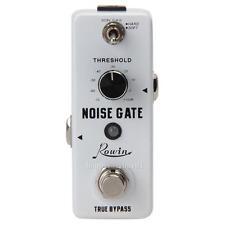2 Modes Donner Noise Killer Reduction Guitar Gate Suppressor Effect Pedal Box