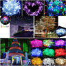 10M String 100 LED Christmas Tree Fairy Party Lights Lamp Xmas Decor Waterproof