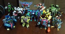 Transformers Animated Lot - Megatron, Starscream, Bulkhead, Prowl, Soundwave +