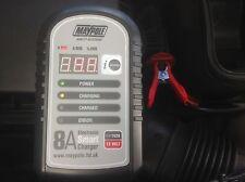 car stop start smart boat 12v Leisure Battery Charger intelligent 9 STAGE 192Ah