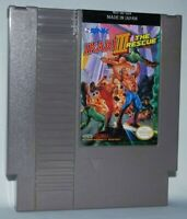 Ikari Warriors III: The Rescue (1991) Cartridge NES Nintendo Game Tested Ikari 3