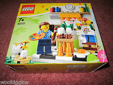 LEGO PAINTING EASTER EGGS 40121 - NEW/BOXED