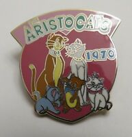 Disney DS Countdown to the Millennium Series #9 The Aristocats Pin