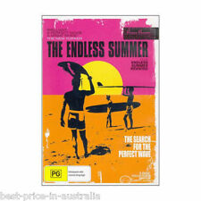 The ENDLESS SUMMER +ENDLESS SUMMER Revisited DVD BRUCE BROWN NEW SURFING FILM R4