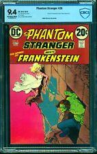 Phantom Stranger #26 CBCS NM 9.4 Off White to White DC Comics