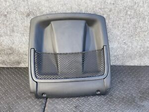 MERCEDES X166 / W166 GL450 GL350 FRONT LEFT RIGHT SEAT BACK PANEL COVER TRIM OEM