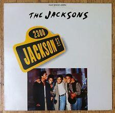 "THE JACKSONS 2300 Jackson Street 12""-Maxi"