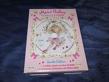 Prinzessin Lillifee Meine Galerie - Sonder Edition - 2 Spiele auf 1 CD-ROM+ Bild