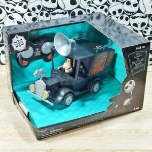 Nightmare Before Christmas MAYOR RC CAR WITH LIGHTS Collectible Kids Toy Gift