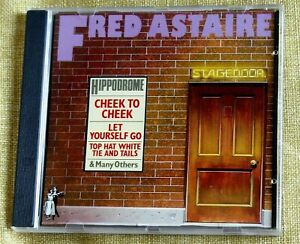 Fred Astaire - Self Titled : 1989 Stagedoor CD