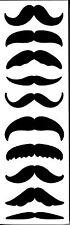 Mrs. Grossman's Stickers - Mustaches - 4 Strips