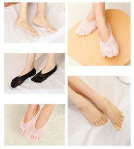 1/2 Pair Orthopedic Compression Socks Women Toe Socks Five Toe Socks Fashion New