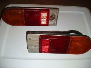 Triumph Spitfire 1500, MK IV, GT6 MK III, Lucas Rear Tail lights, Original, !!