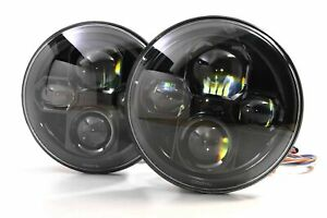 Morimoto Bi-LED Sealed7 2.0 Headlight/DRL/Turn Signals For 2007-2017 Wrangler JK