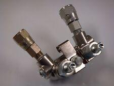 Graco 246012 Fusion AP Fluid Manifold Coupling Block, 2-hose
