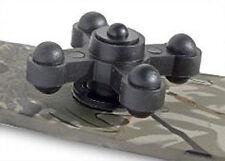 BowJax Solid Limb Jax Dampeners, Olive 2 Pack