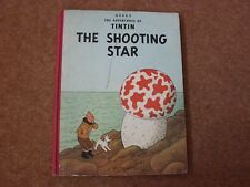 Tintin 1961 The Shooting Star First Edition - good condition - rf699