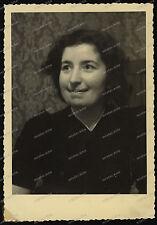 Foto-Vintage-Portrait-Frau-Cute-German-Woman-Girl-Lady-1940-5