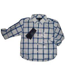 Karierte Tommy Hilfiger Jungen-T-Shirts, - Polos & -Hemden für die Freizeit