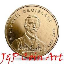 2013 Coin of Poland  2zl 200-lecie urodzin Hipolita Cegielskiego