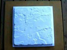 BUY 6 + 2 FREE 18x18x1.5 CONCRETE SLATE CASTLE STEPPING STONE CEMENT PAVER MOLDS