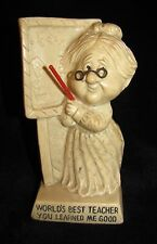 R W Berries  Darth TEACHER Figurine Gift Lightsaber Pointer!