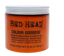 TIGI BED HEAD COLOUR GODDESS MIRACLE TREATMENT HAIR MASK 20.46 OZ PUMPKIN SCENT