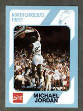 Michael Jordan UNC Tarheels #16 Coca-Cola NM