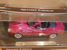 Mercedes SLK 230 1996 Diecast Model Car 1:18