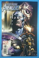 New Avengers #6 Marvel Comics 2005 Captain America Iron Man Spider-Man Wolverine