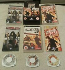 SONY PSP GAMES 3 IN 1 ACTION PACK LIMITED EDITION