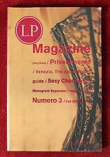 La Perla Magazine ~ Lingerie #03 Fall/Winter 2006 ~ Camilla Akrans