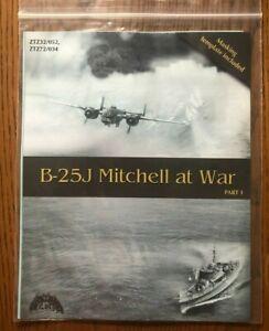 Zotz 1/32 B-25J Mitchell at War Part 1