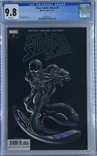 Silver Surfer Black #5 | Cover A | Donny Cates | CGC 9.8