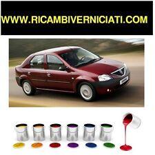 Paraurti Parafango Dacia Logan dal 2005 in poi Verniciato