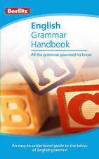 Berlitz Language: English Grammar Handbook by Berlitz Publishing Company...