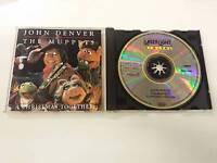 JOHN DENVER THE MUPPETS - A CHRISTMAS TOGETHER CD 1996