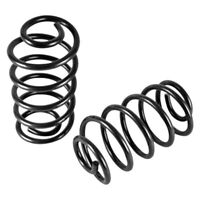 "For Chevy Malibu 64-66 ST Suspensions 68730 1"" Rear Sport Lowering Coil Springs"