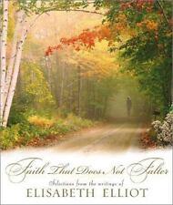 Faith That Does Not Falter