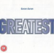 Duran Duran - Greatest NEW CD + DVD