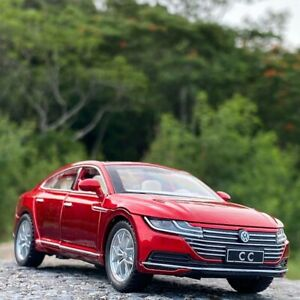 1:32 For Volkswagen CC Alloy Metal Model Diecast Car Collection Toys Kids Gifts
