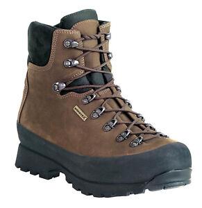 Kenetrek Men's Brown Size 9.5 Narrow Hardscrabble Hiker Hiking Boots