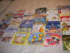 Huge childrens 48 book lot classroom teacher homeschool Scholastic