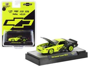 1985 Chevrolet Camaro IROC-Z #8 1:64 Diecast Model Car - M2 Machines 31500-HS17