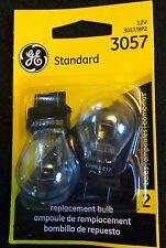 GE  3057 replacement Automotive bulb - 2 Light Bulbs