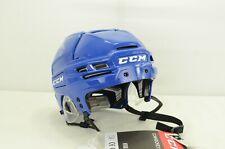 CCM Tacks 910 Ice Hockey Helmet Royal Blue Size Large (0710-C-T910-L-R)