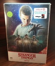 Stranger Things Season 1 Collector's Edition Target (4K Ultra HD/Blu-ray+Poster)