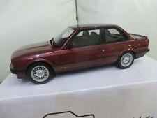 BMW 3er 325is E30 1:18 calypsorotmetallic OTTO NEU + OVP
