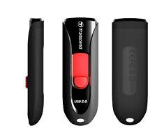 Memoria USB 2.0 Transcend 32GB Jetflash