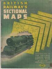 British Railway's Sectional Maps :